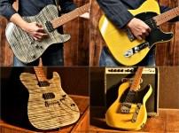 Bacchusから「24f・2ハム仕様」「22f・P90仕様」のローステッド&ステンレスフレットのギターが登場!安くてハイクオリティ!