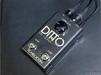TC HELICON Ditto Mic Looperが良すぎる!アコギの生音ルーパーにも最適!簡単で音も良くてオススメのエフェクター!