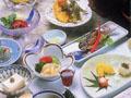 なごみ湯白樺 料理一例