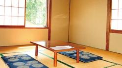 温泉民宿ほしの客室