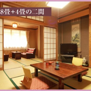 旅館仙山乗鞍の客室