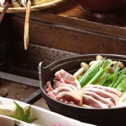 乗鞍岳山懐の湯宿 山水館信濃 料理の一例