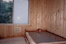 ガストホフ千石の浴室