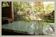 乗鞍高原温泉本棟の露天風呂