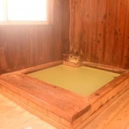 ペンションアルテリーベ・トムの浴室
