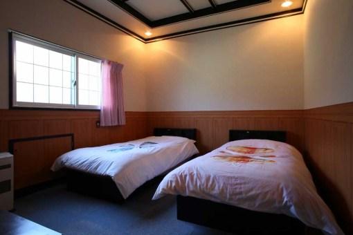 信州乗鞍高原温泉 緑山荘 客室洋室