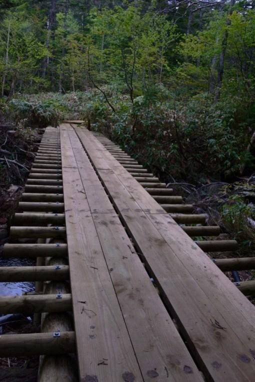 摩利支天 入口の橋