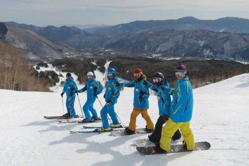 SAJスキースクール