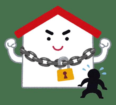 安全帯盗難対策