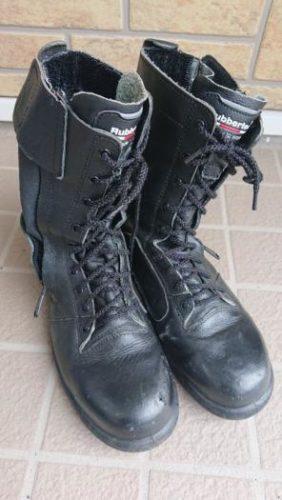 昔の安全靴
