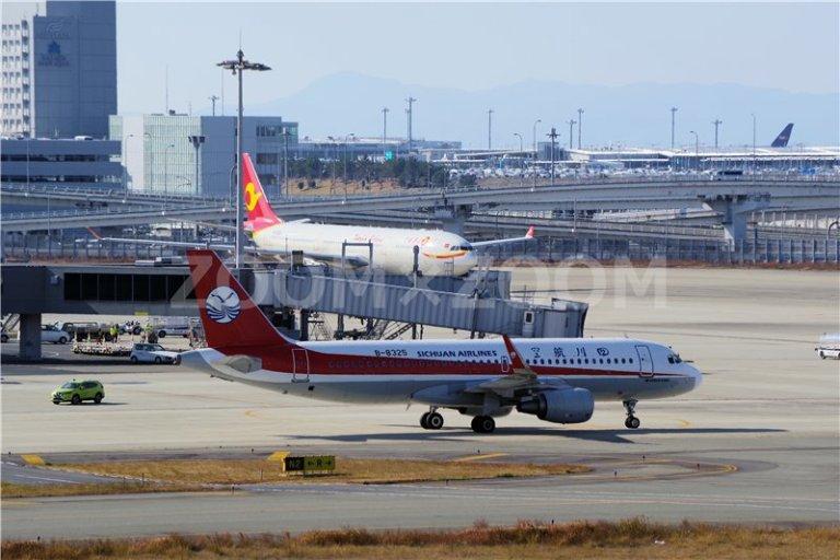 関西国際空港展望ホール『SkyView』(2020年1月3日)