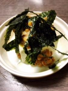 7月10日は納豆の日 納豆と豆腐