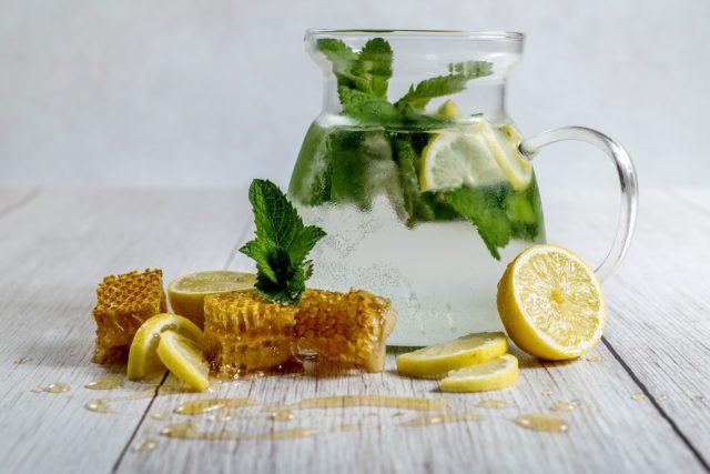 はちみつレモン ドリンク はちみつ 効果 レシピ 簡単 Switchel スウィッチェル 作り方