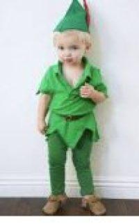 ハロウィン 子供 大人 仮装 簡単 安い 100均 ピーターパン 手作り 女の子 男の子