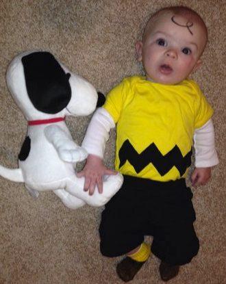 ハロウィン 子供 大人 仮装 簡単 安い ベビー スヌーピー チャーリー・ブラウン女の子 男の子