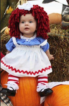 ハロウィン 子供 大人 仮装 簡単 安い 人形 ベビー