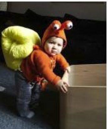 ハロウィン 子供 大人 仮装 簡単 安い パーカー かたつむり ベビー 女の子 男の子