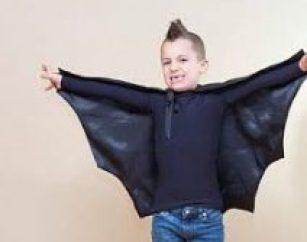ハロウィン 子供 大人 仮装 簡単 安い 100均 魔女 マント 手作り フェルト 女の子 男の子