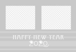 年賀状 2020 無料 テンプレート 和風 おしゃれ イラスト 文字 デザイン 写真 フレーム 素材 ねずみ 子 年 令和2年 鼠 厳選 子供向け 干支 喪中はがき 寒中見舞い 写真フレーム ビジネス 友達 会社 学校