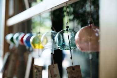 X-T3で撮る夏 川越氷川神社の風鈴撮影