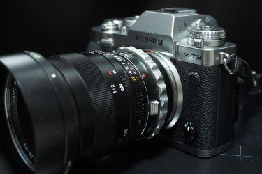 Makro Planar T* 50mm F2 ZF.2と富士フイルム X-T3で富士の色を楽しもう