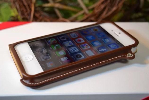 LIM'SレザーケースiPhone5s2