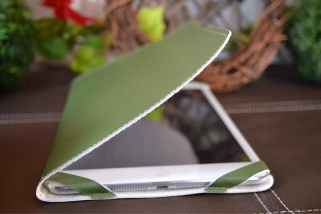 iPad miniの超軽量カバー装着8