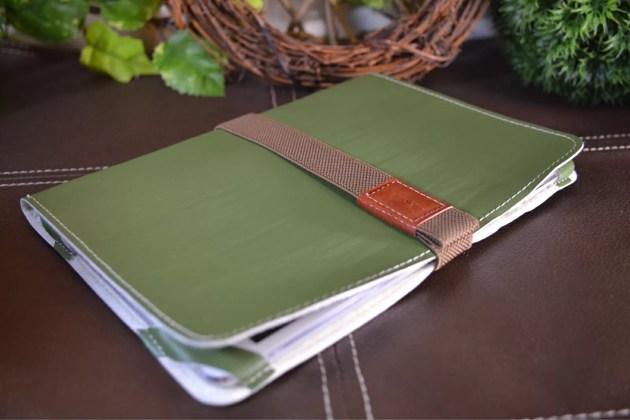 iPad miniの超軽量カバー装着1