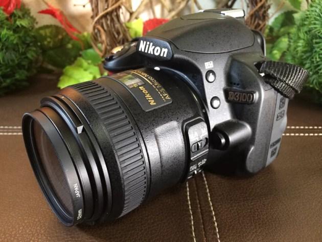NIKON AF-S DX Micro NIKKOR 40mm f/2.8G3