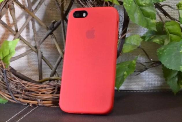 Apple純正iPhone5sケース