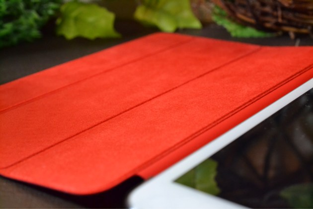 iPad mini Smart Cover - (PRODUCT) RED本みたいに2