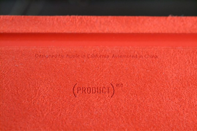 iPad mini Smart Cover - (PRODUCT) RED5