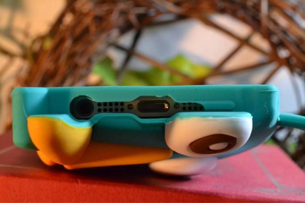 フィニアスとファーブのペリーiPhone5sケースボリューム感4
