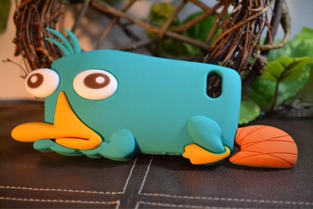 フィニアスとファーブのペリーiPhone5sケース1