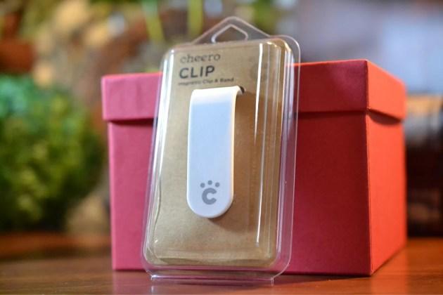 cheero CLIPパッケージ1