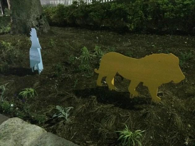 野毛山動物園の動物さんたち