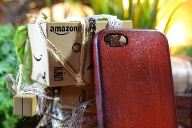 腐ったりんご飴と化したApple純正iPhone5sケース