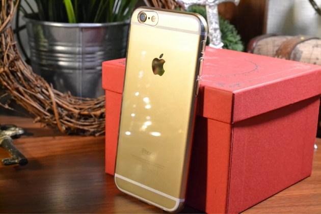 iPhone6用パワーサポートAirJacketSet6