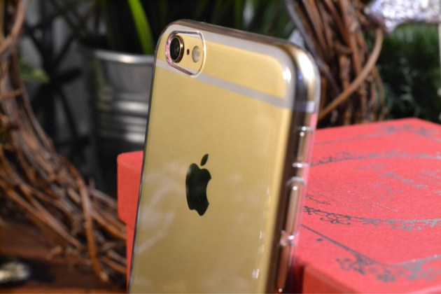 iPhone6用パワーサポートAirJacketSet5