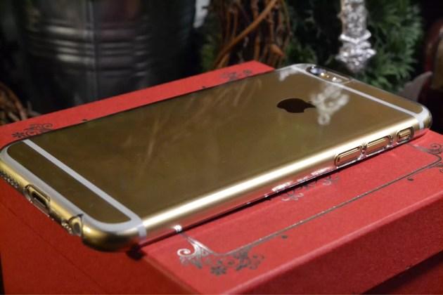 iPhone6用パワーサポートAirJacketSet3
