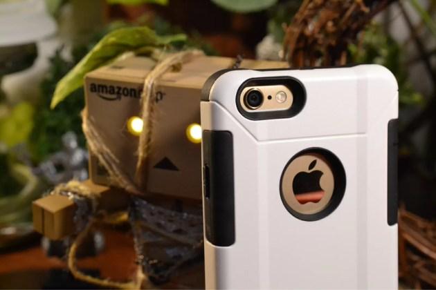 まるでモビルスーツのようなiPhone6ケーストライデントイージス