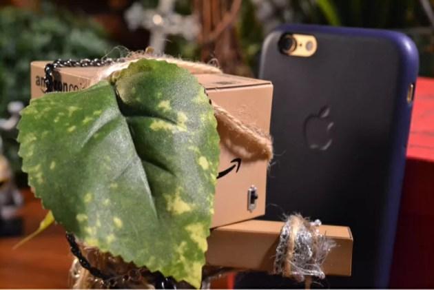 Apple純正レザーケース1