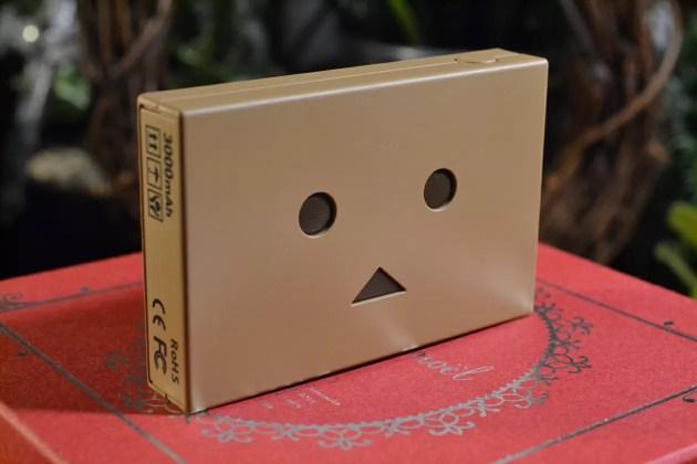 超薄型ダンボーのバッテリーレビュー3