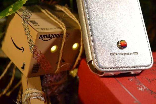 LIM'SのiPhone5s用のケースレビュー