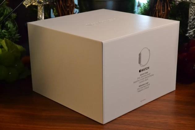 AppleWatch箱1