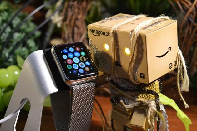 Spigen Apple Watch充電スタンドレビュー