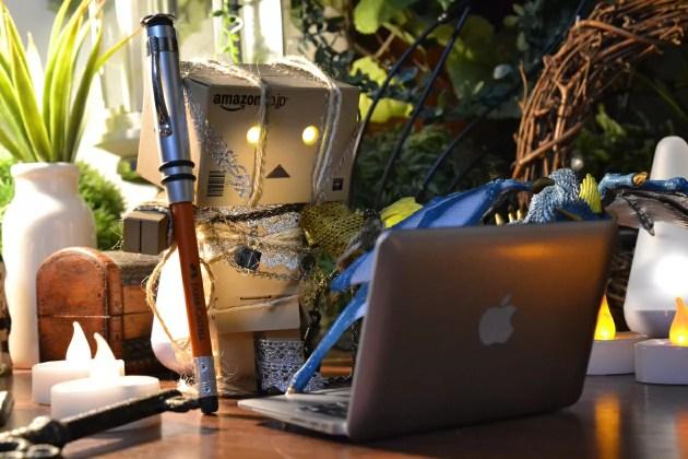 司祭様サイズのMacBook Pro