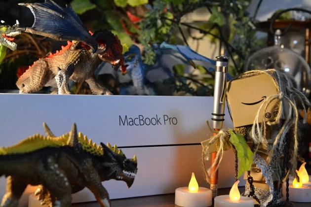 MacBook Pro13インチの開封1