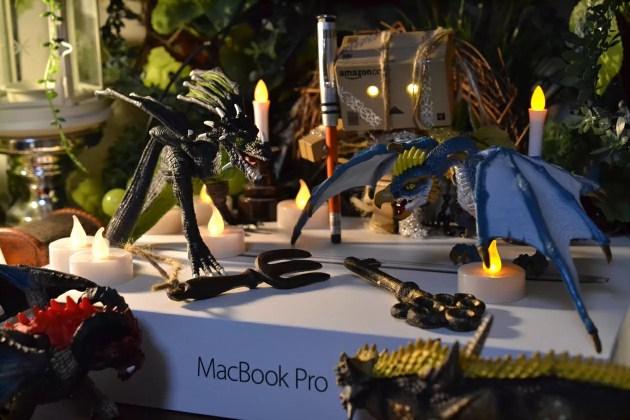 MacBook Proの開封の儀式をやってみる
