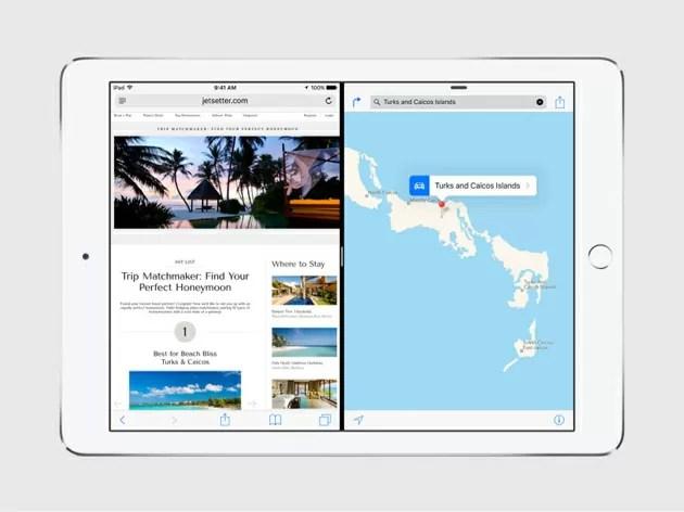 iPad用の変化